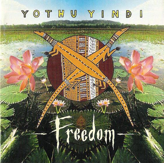 Yothu Yindi with Neil Finn - Dots On The Shells (1993)