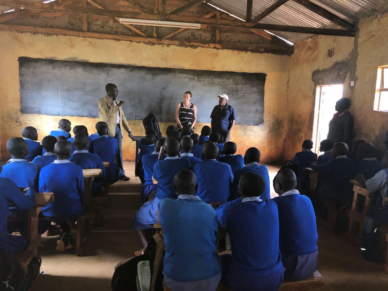 Kamariny Primary Day 1, Class 1