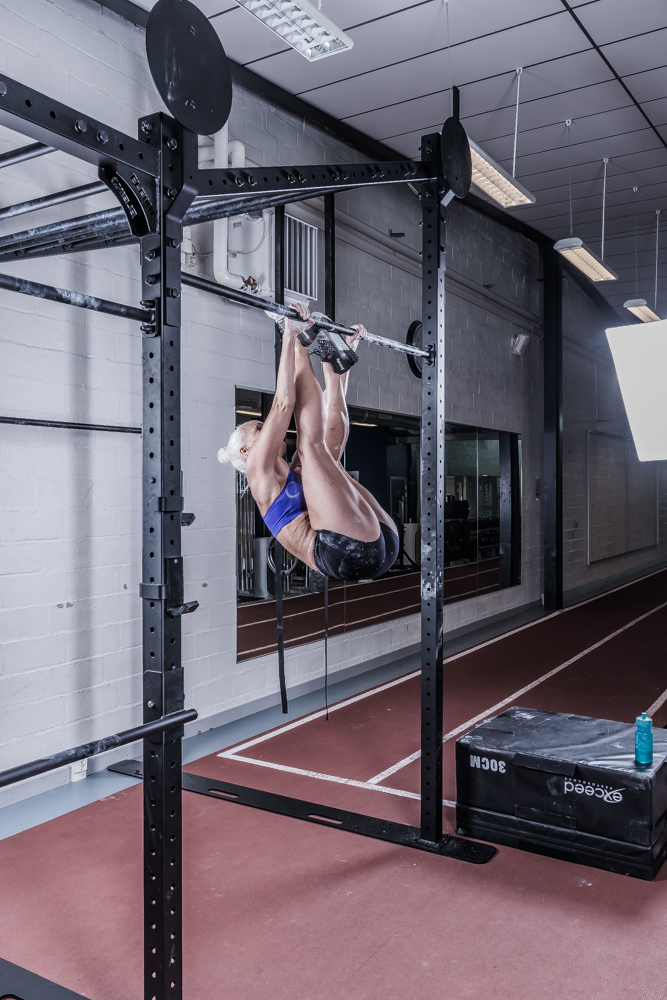 Toes to the bar - a proof of a well developed core