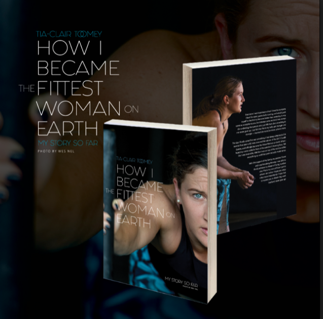 How I became the Fittest Woman on Earth - by Tia-Clair ToomeyAfter becoming 2nd at the CrossFit Games 2015 and 2016, the Australian Toomey finally won the well deserved gold medall in 2017. The recent Fittest Woman on Earth also competed in the Olympic Games 2016 as a weightlifter. This is a book from and about a one in a million talent.