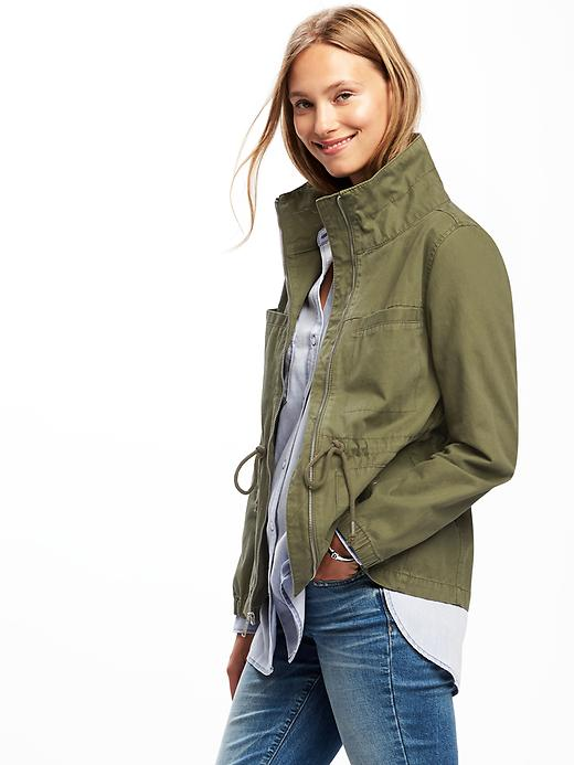 Salute to Military - A jacket must-have for fall