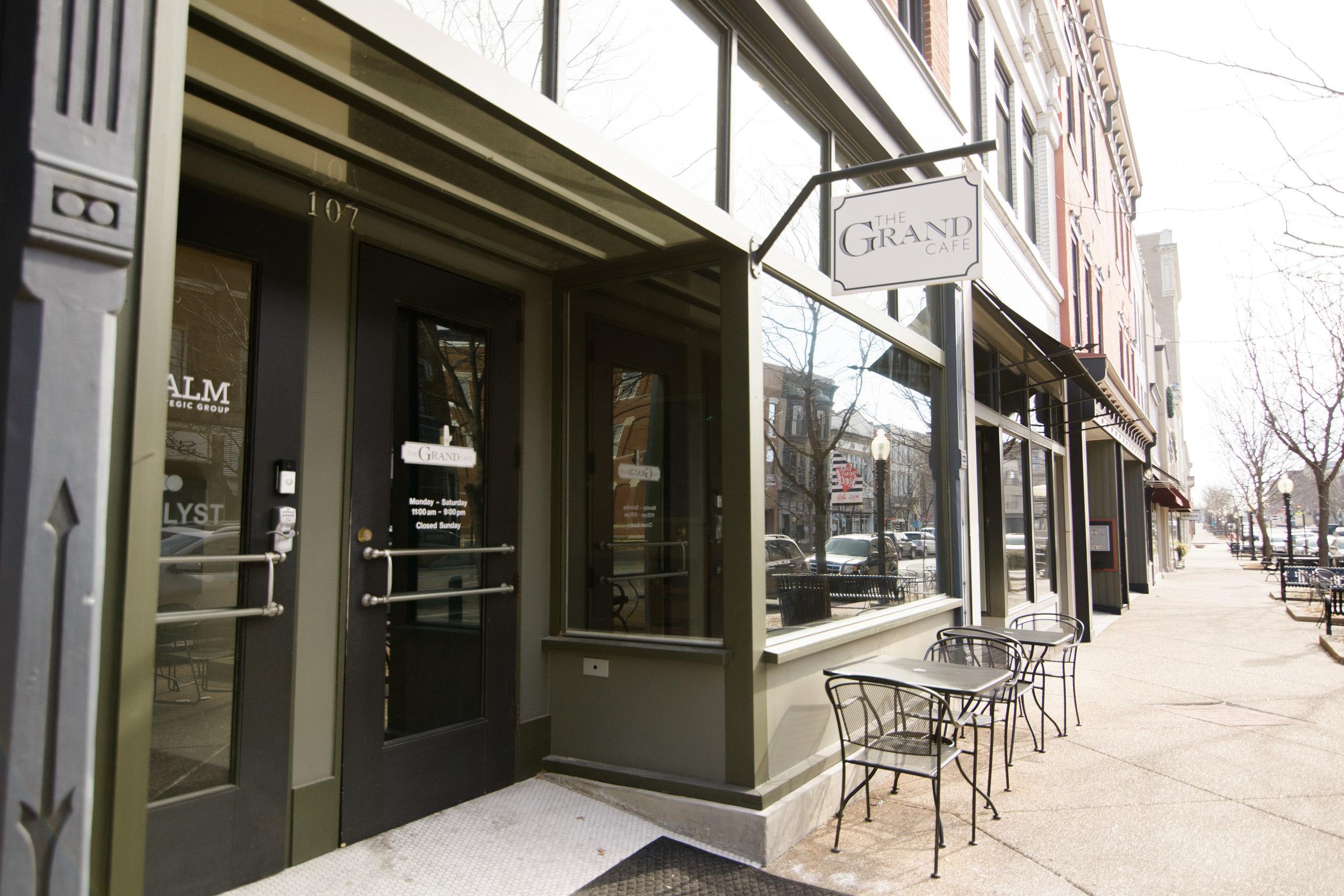 The Grand Cafe Jefferson City, MO