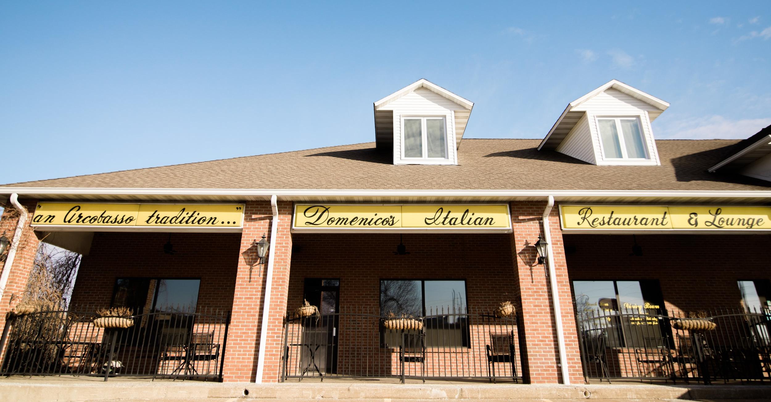 Domenico's Restaurant & Catering Jefferson City, MO
