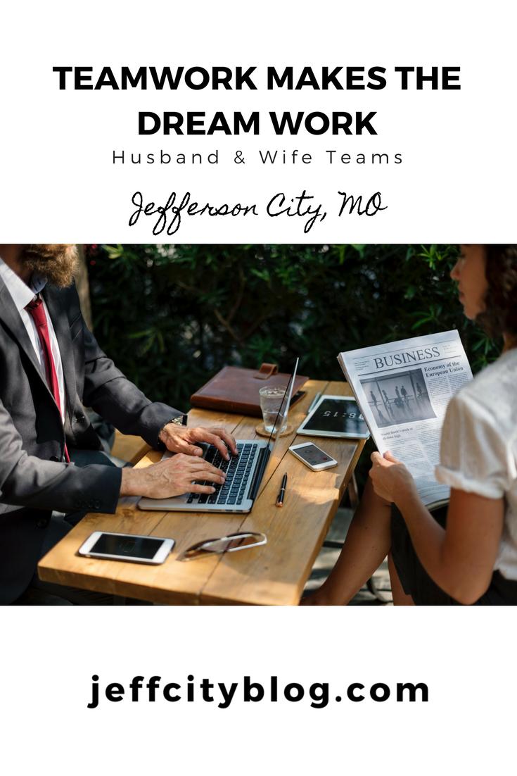 husband and wife teams jefferson city mo