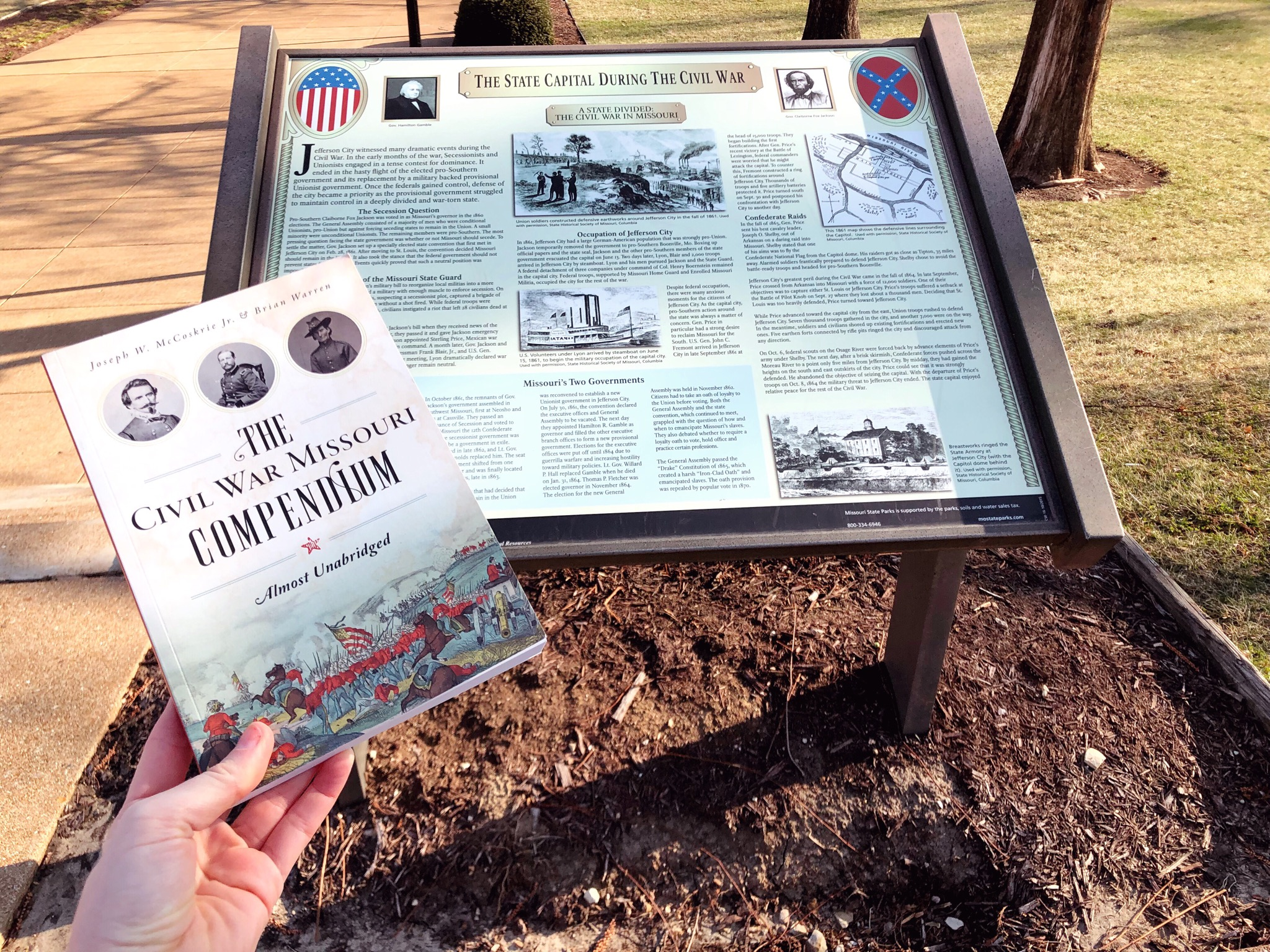 Missouri Civil War History
