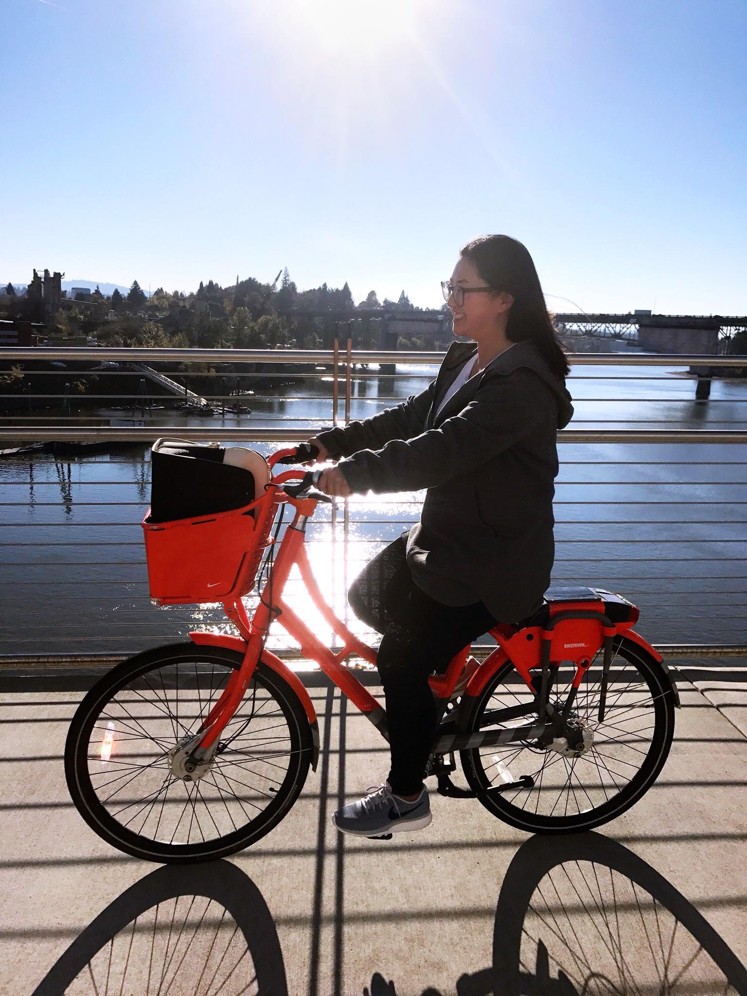 Missy-creed-bike-share-program-portland-or