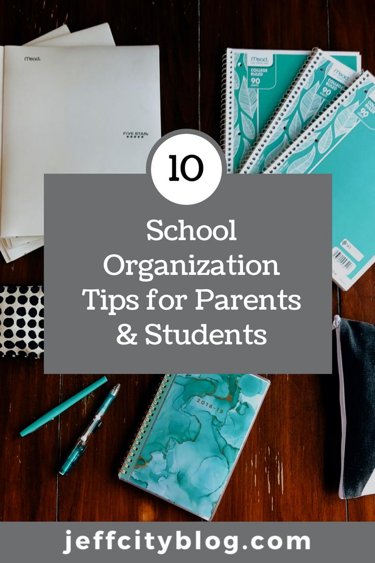 Pinterest-Image-School-Organization