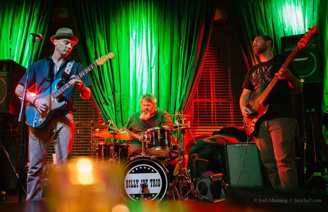 The Billy Joe Trio