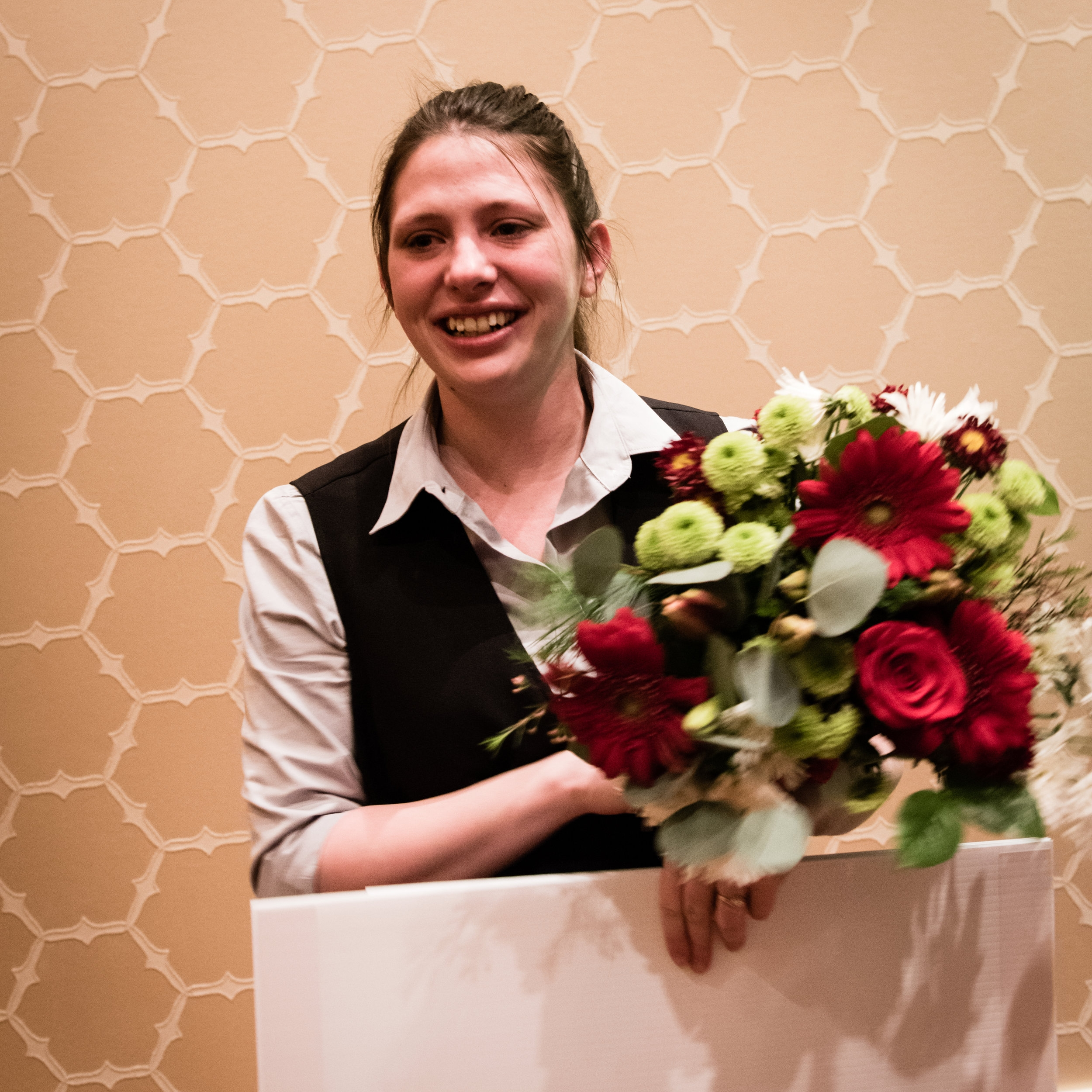 Sabrena Morgan, Housekeeping Inspector