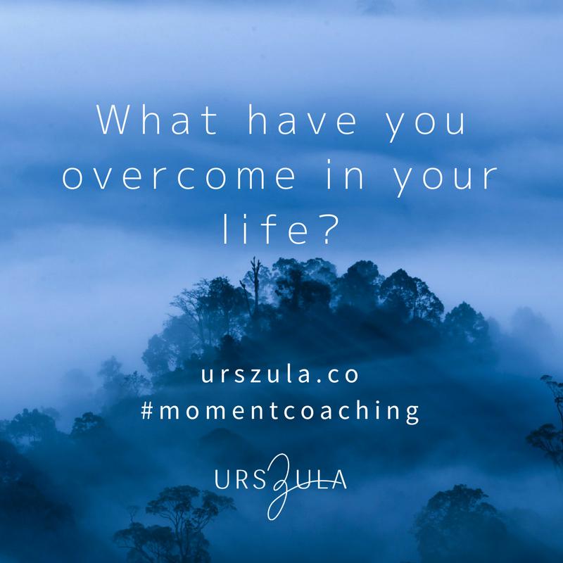 Overcoming | Urszula Lipsztajn