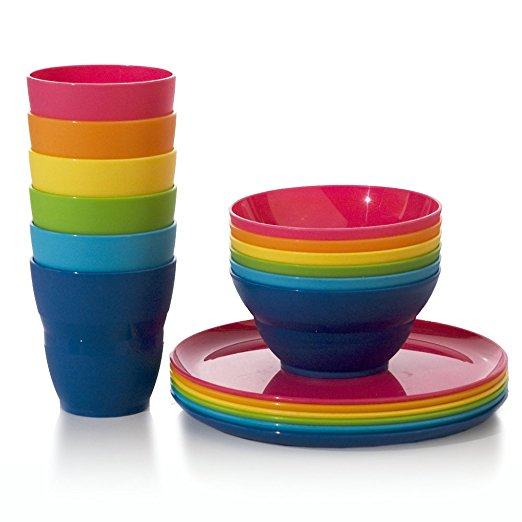{Let the children pick out their favorite color from a rainbow of bright options. From:  Amazon .}