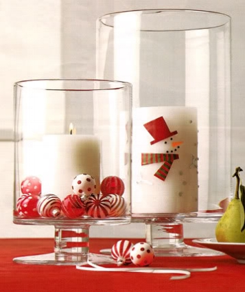 {A fun and playful candle display brings out everyone's inner child. From:  Crate & Barrel .}