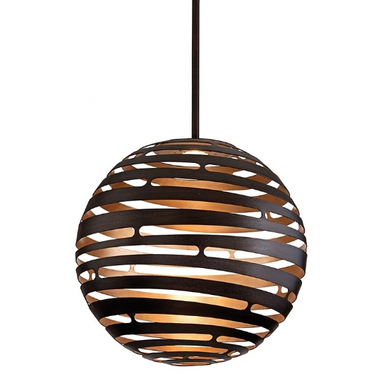{ Tango LED light  by Corbett Lighting, dimmable}