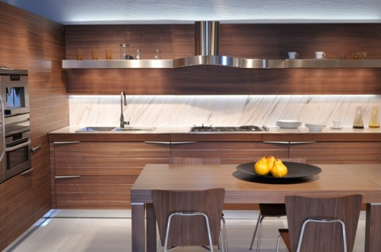 {A well-lit kitchen will serve you well!}