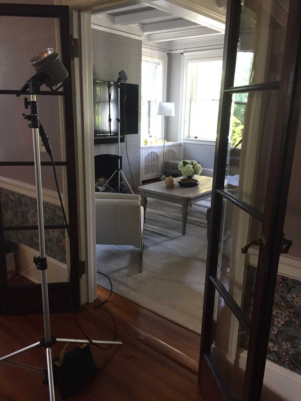 BTS Updated Baltimore Maryland Roland Park Living Room Photoshoot – Designer Bestie April Force Pardoe Interiors.jpg