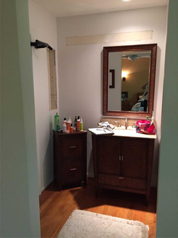 Columbia Maryland Outdated Master Bathroom Remodel Before 1 – Designer Bestie April Force Pardoe Interiors.jpg