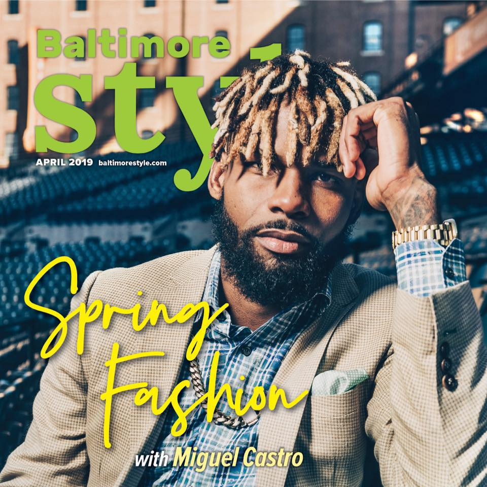Baltimore Style magazine April 2019 Issue Cover