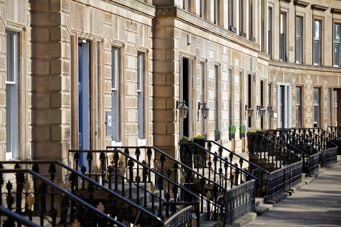 Yellowbrick offices, Lynedoch Present, Glasgow