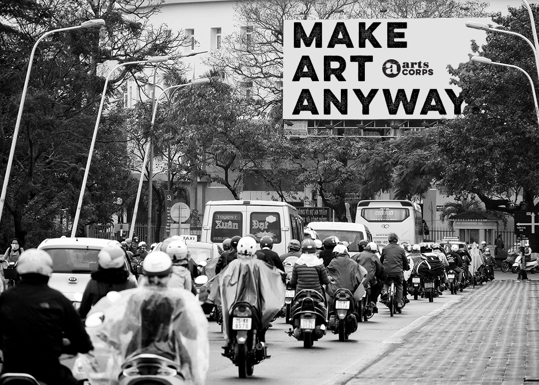 Make Art Anyway