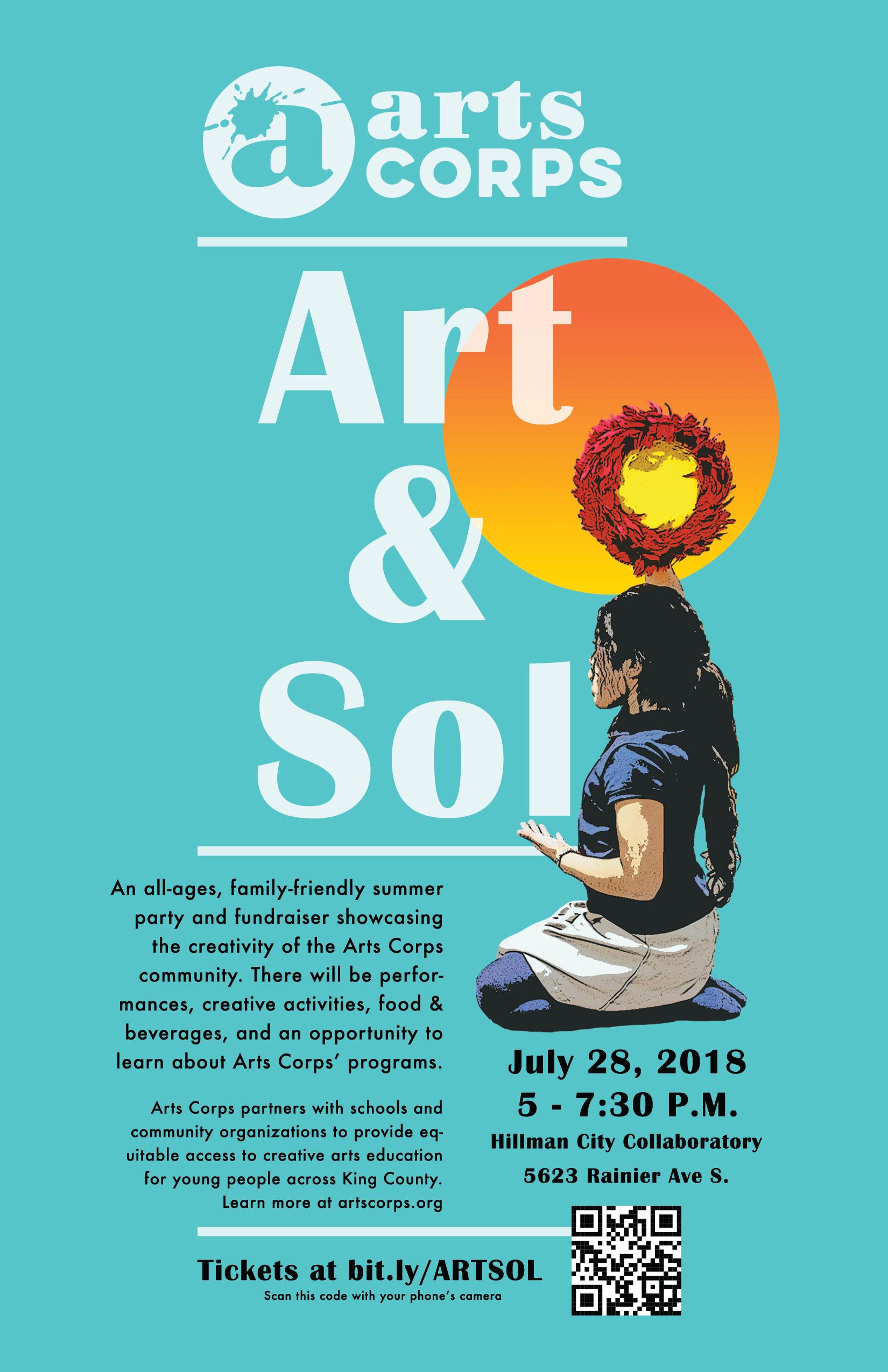Art & Sol poster