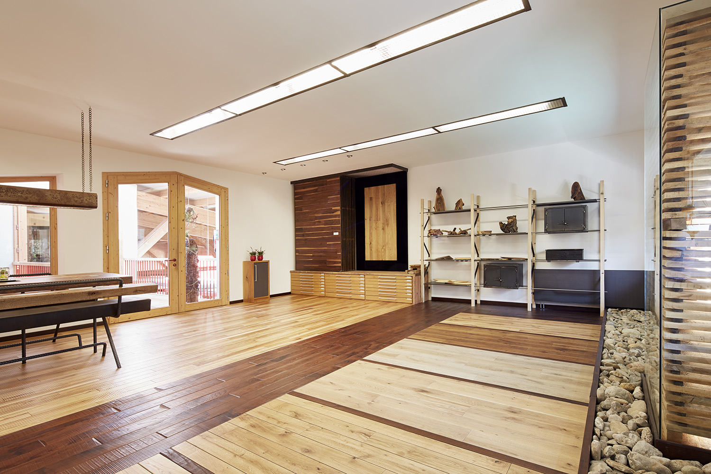 Fairholz Schauraum / showroom