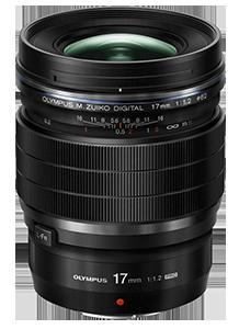 M.Zuiko Digital ED 17mm f1.2 Pro  kuva: Olympus