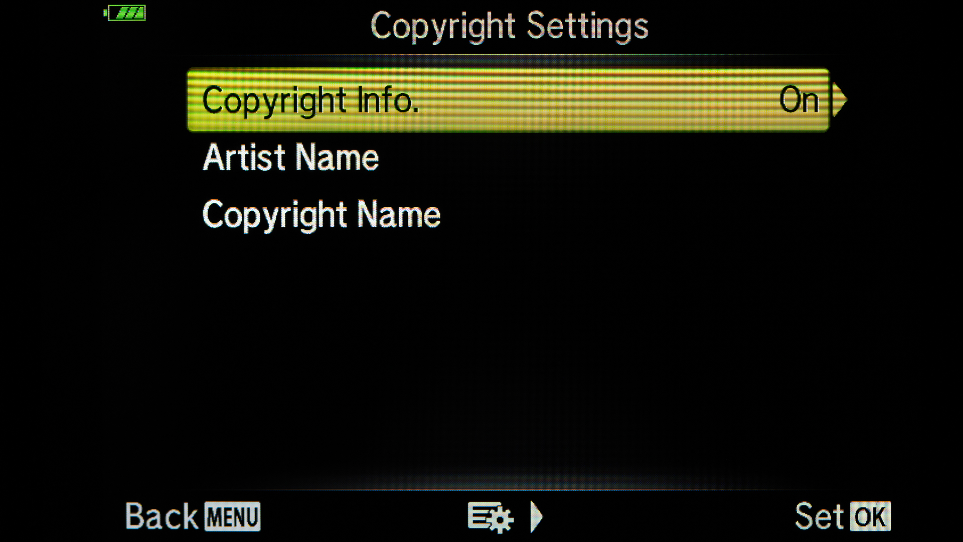 Add copyright info to your images.