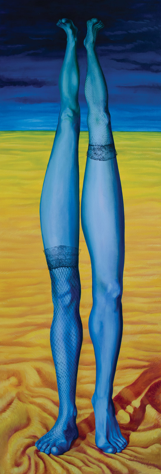 Legs That Go!