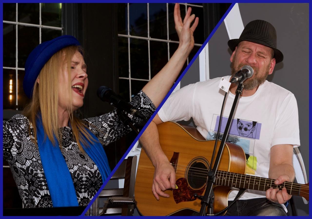 Yvonne & Warren Acoustic Affair - 4pm until 7pm