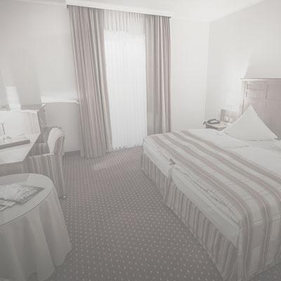 Doppelzimmer Standard - ab 95 € (bis 2 Personen)
