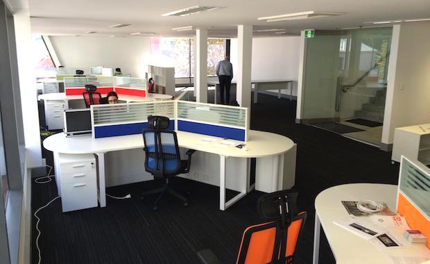TECH HUB 1st Floor co-working space