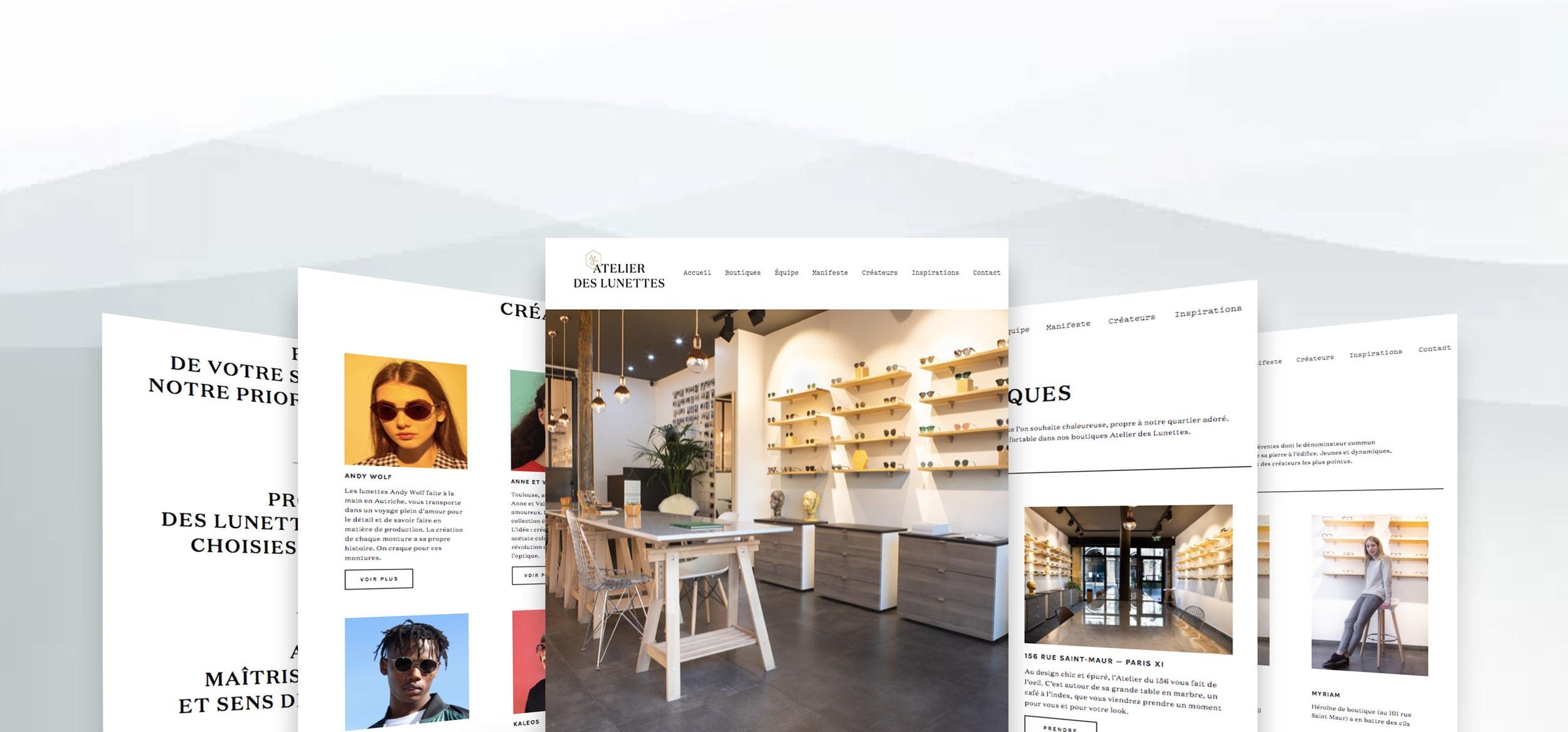 Site Web conception