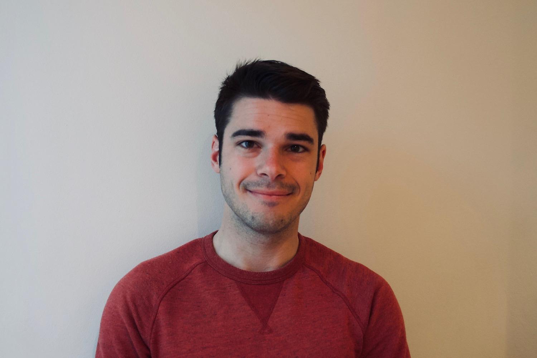 Samuel co-fondateur d'Onstage