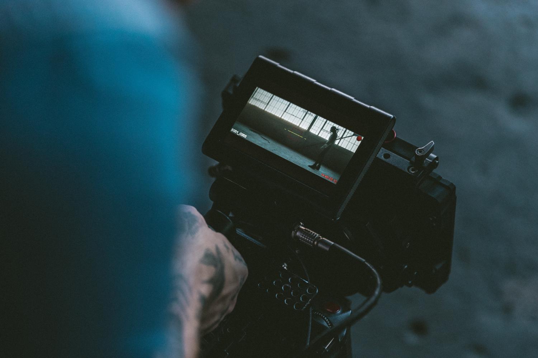production de clip