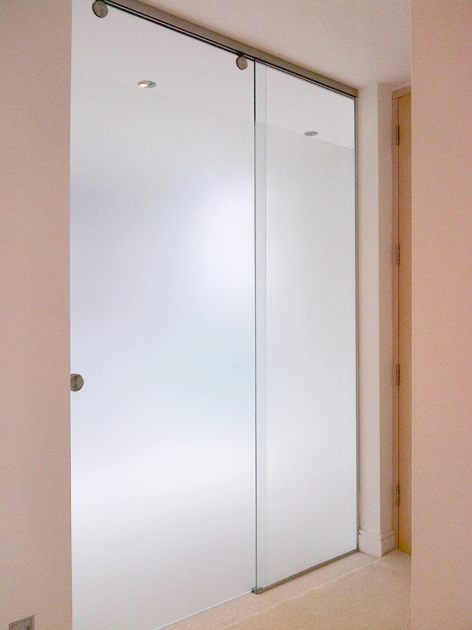 Glass Door - SW5 - London - Brompton Glass 4.JPG