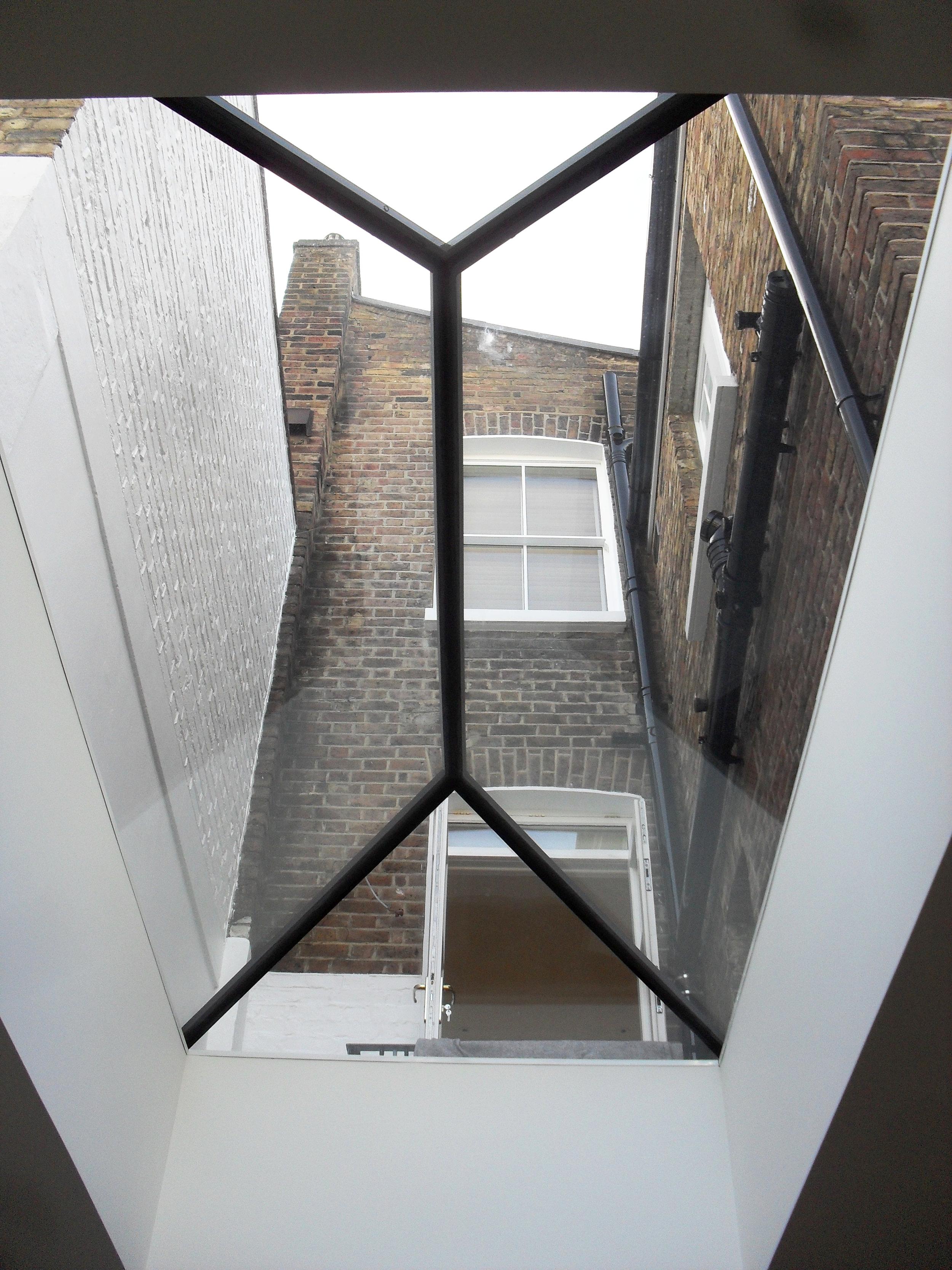 Rooflights - SW5 - London - Brompton Glass 1.JPG