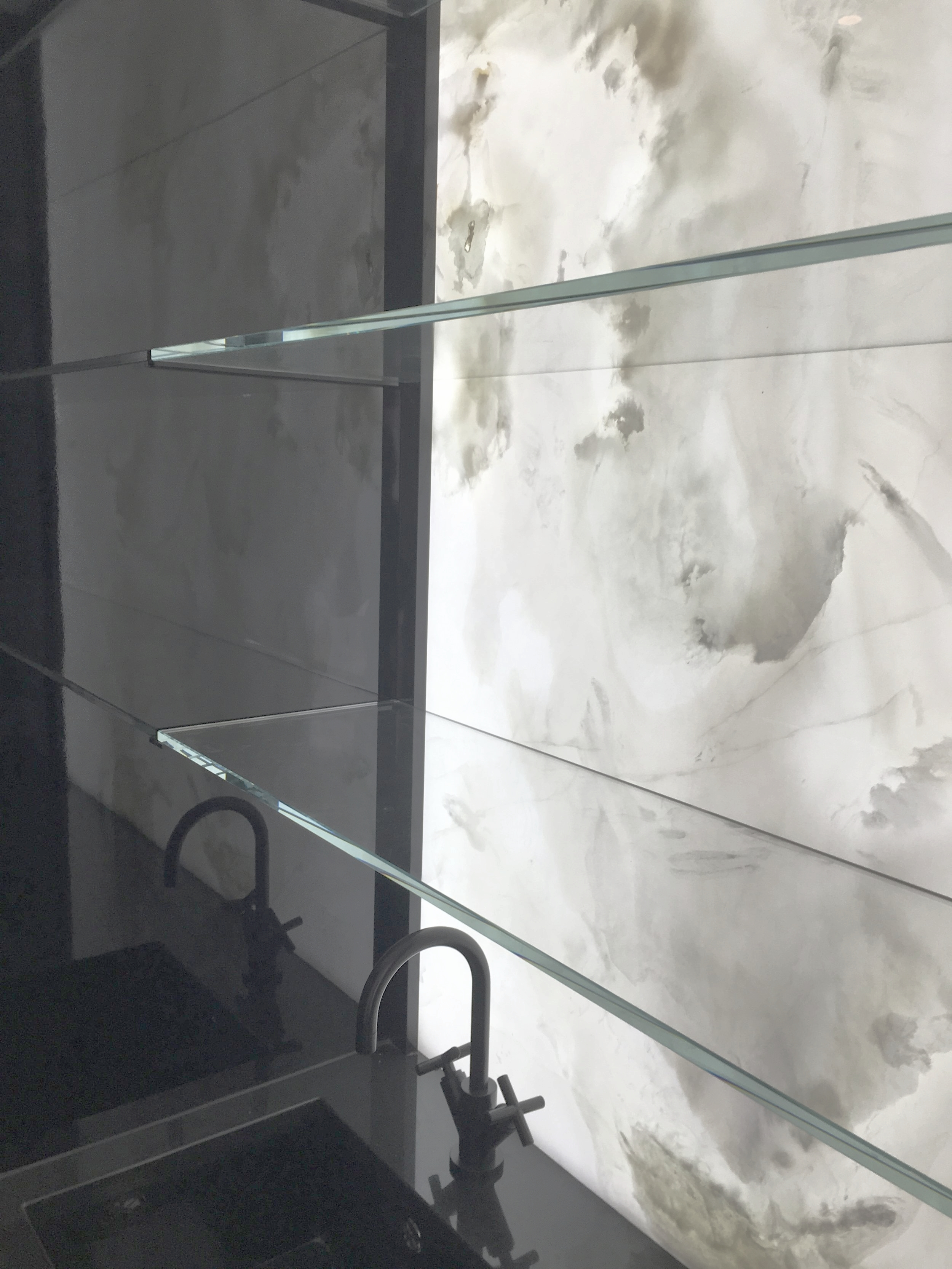 Glass Shelf - SW5 - London - Brompton Glass 3.JPG