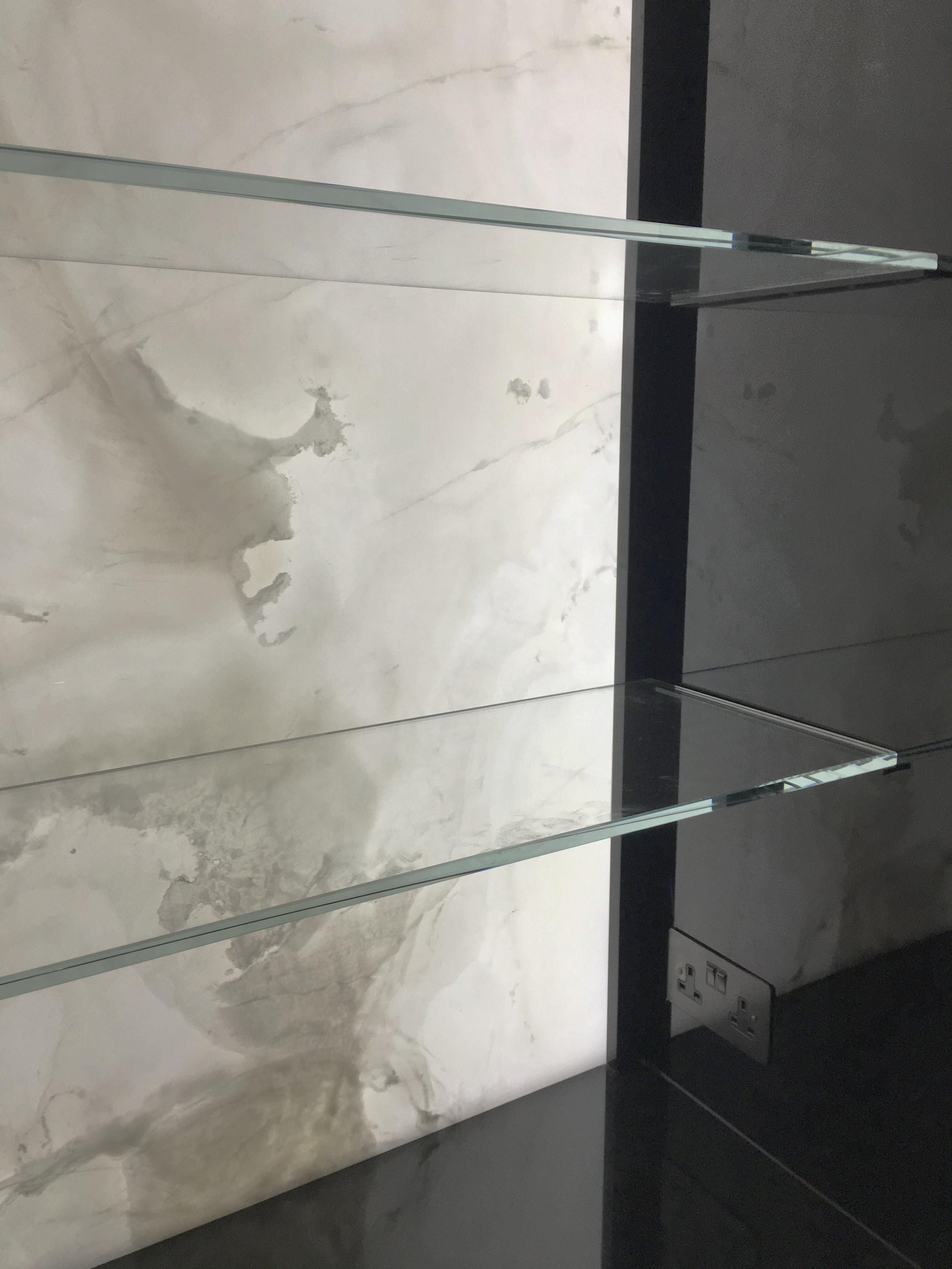 Glass Shelf - SW5 - London - Brompton Glass 2.JPG