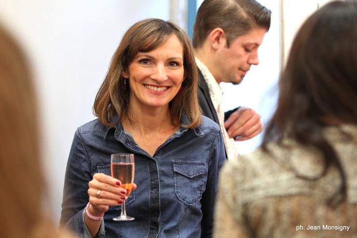 Céline co-fondatrice de notre e.boutique partenaire
