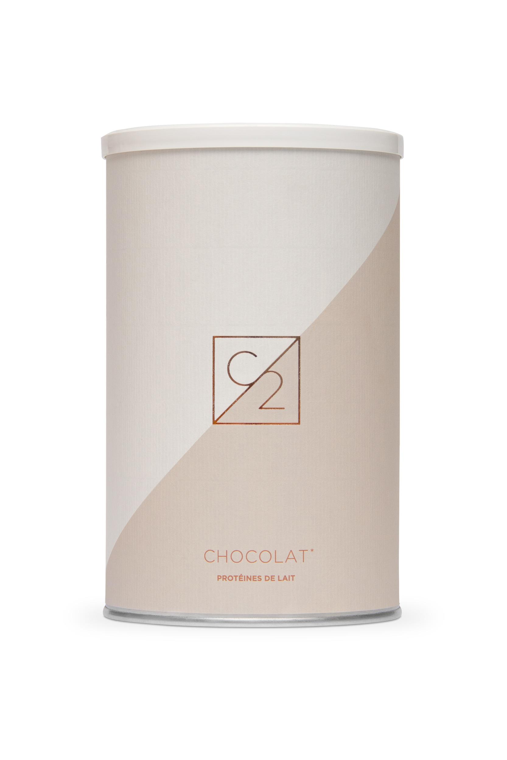 Protéines de lait (Chocolat) - 350g / 19,90€