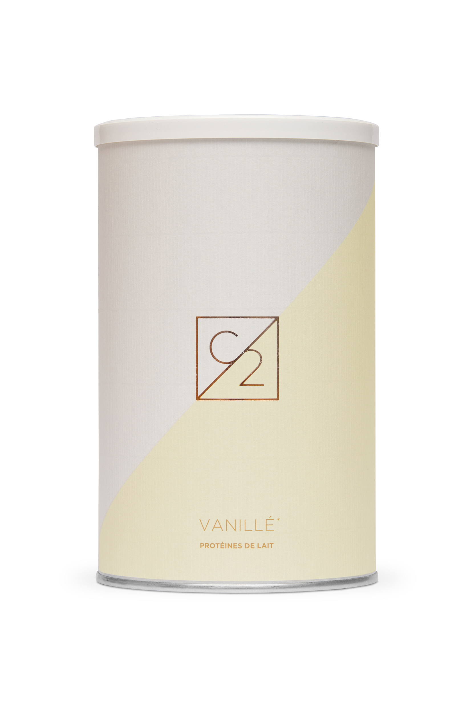 Protéines de lait (Vanille) - 350g / 19,90€