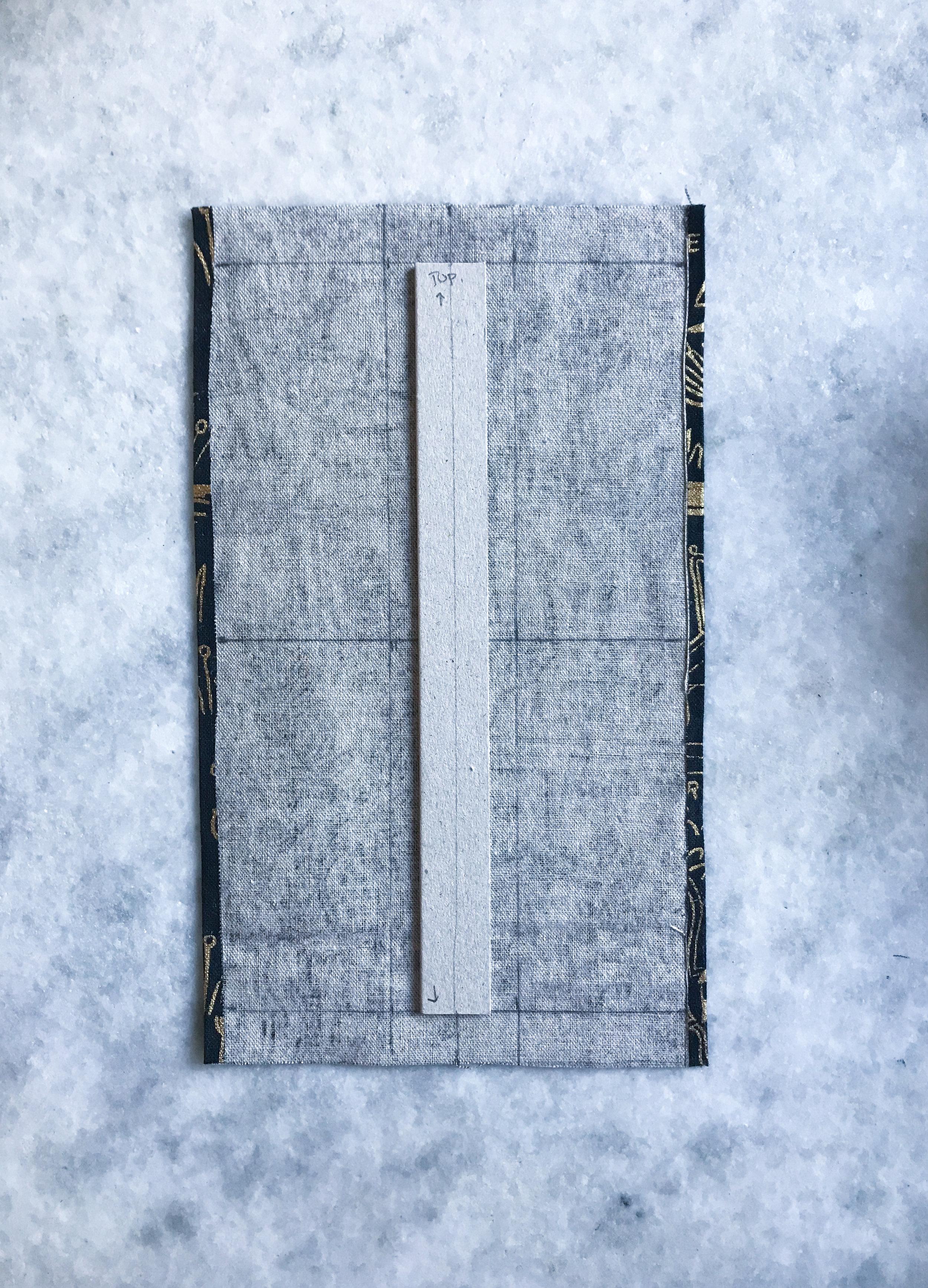 Spine fabric