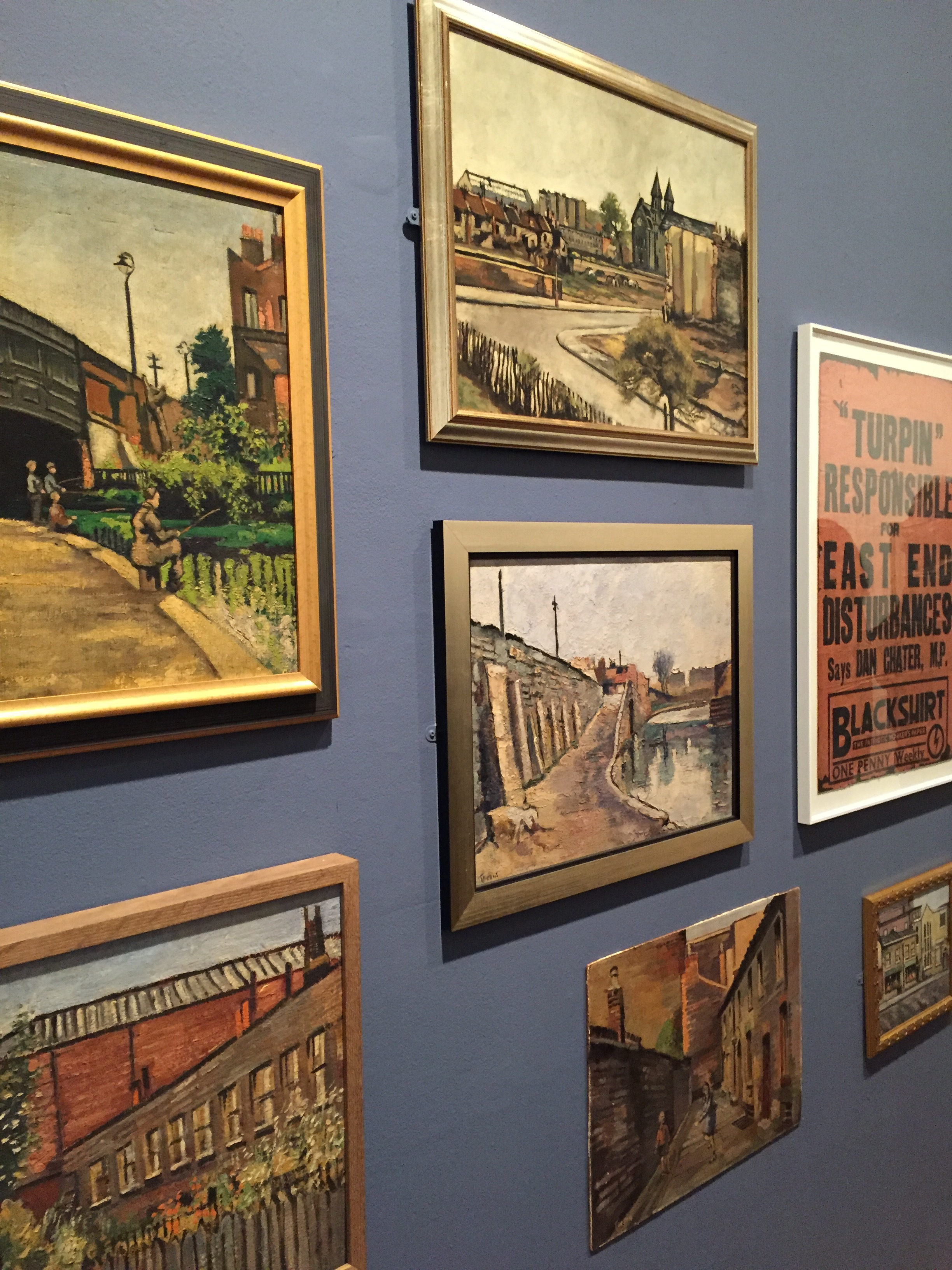 Works by Albert Turpin.