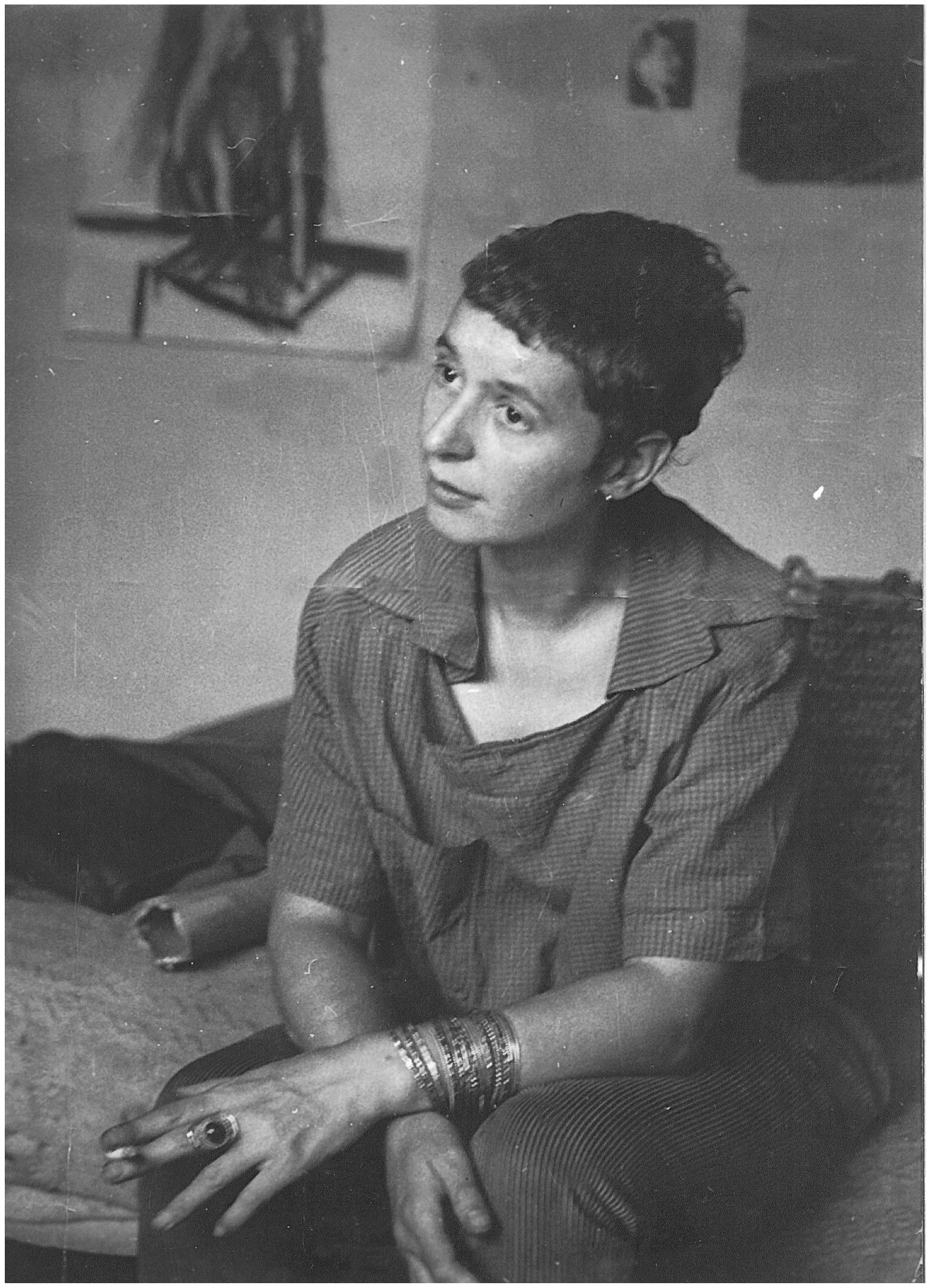 Dorothy Mead,photograph by Bryan Long, courtesy of Val and Bryan Long