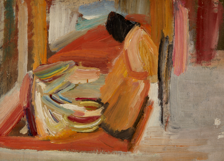 David Bomberg, 1925. Interwar period