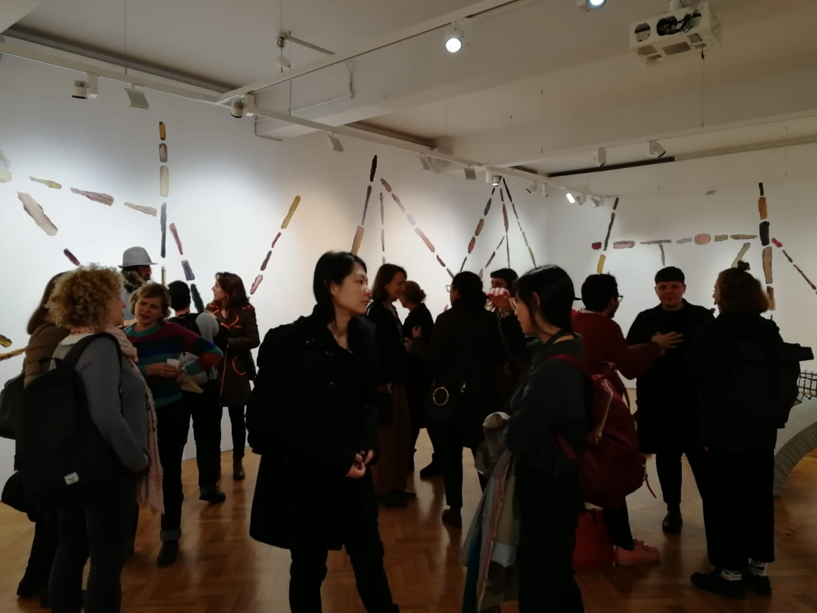 Johanna Bolton exhibition Borough Road Gallery