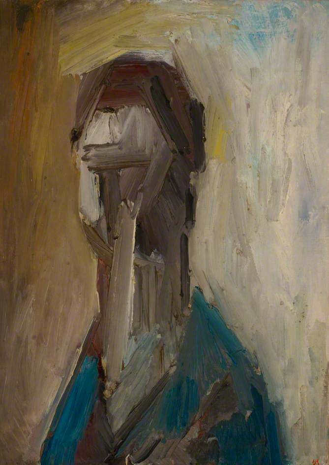 Self Portrait, Dorothy Mead (1928-1975)