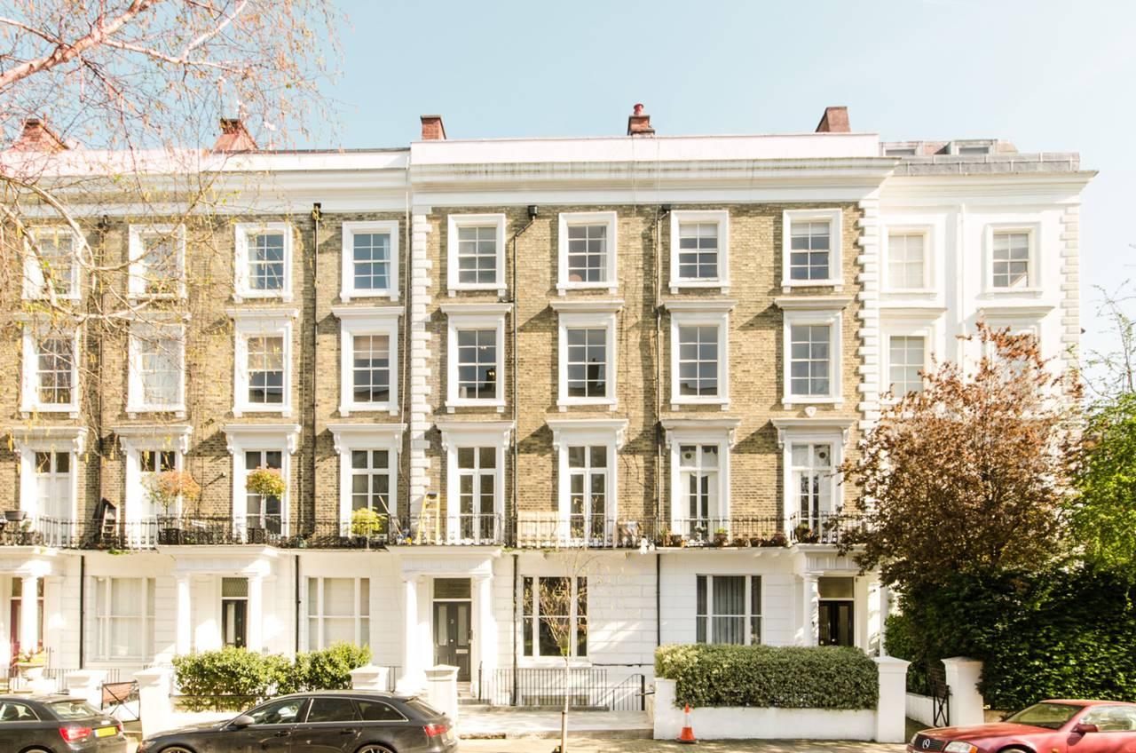 Durham Terrace London - photos coming soon