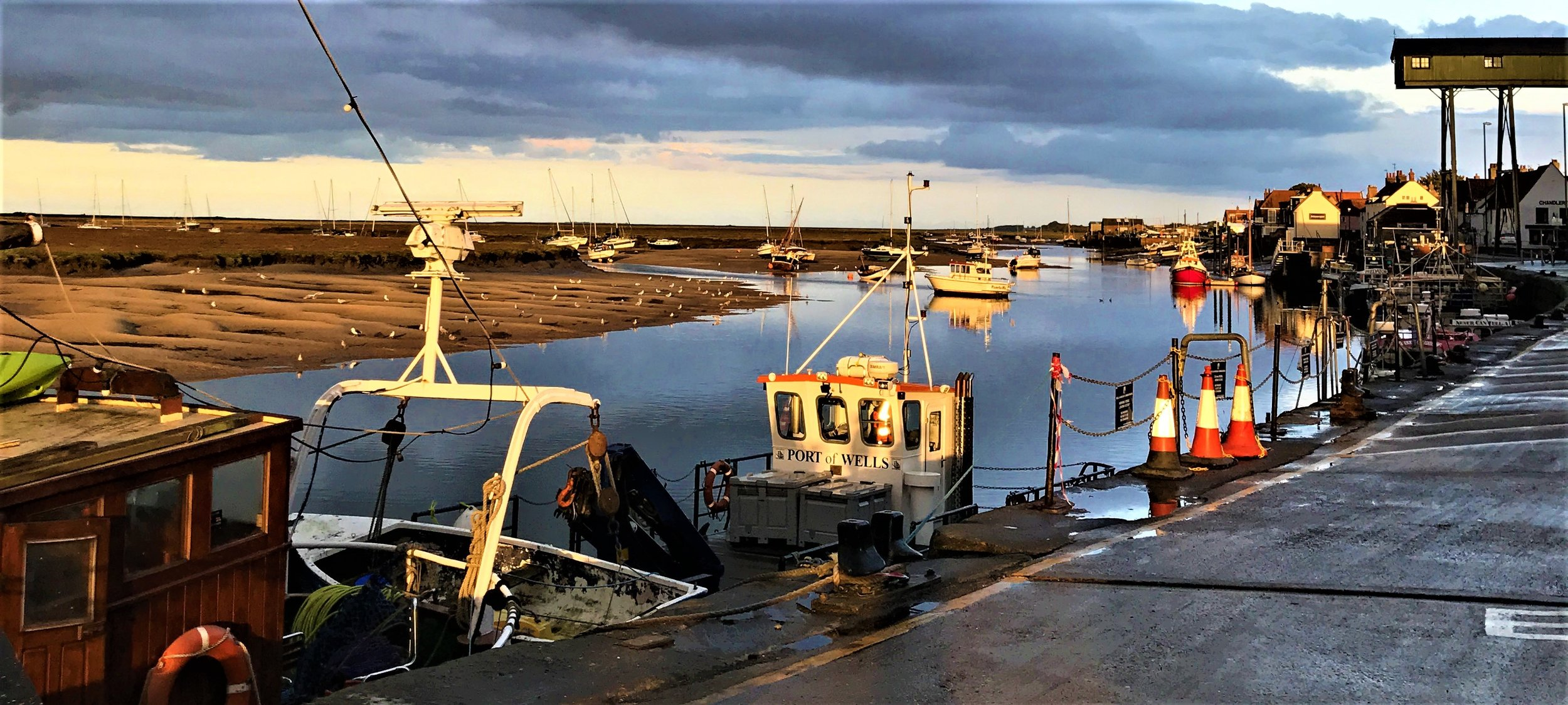 Wells-next-the-Sea - - The Rural Travel Guide