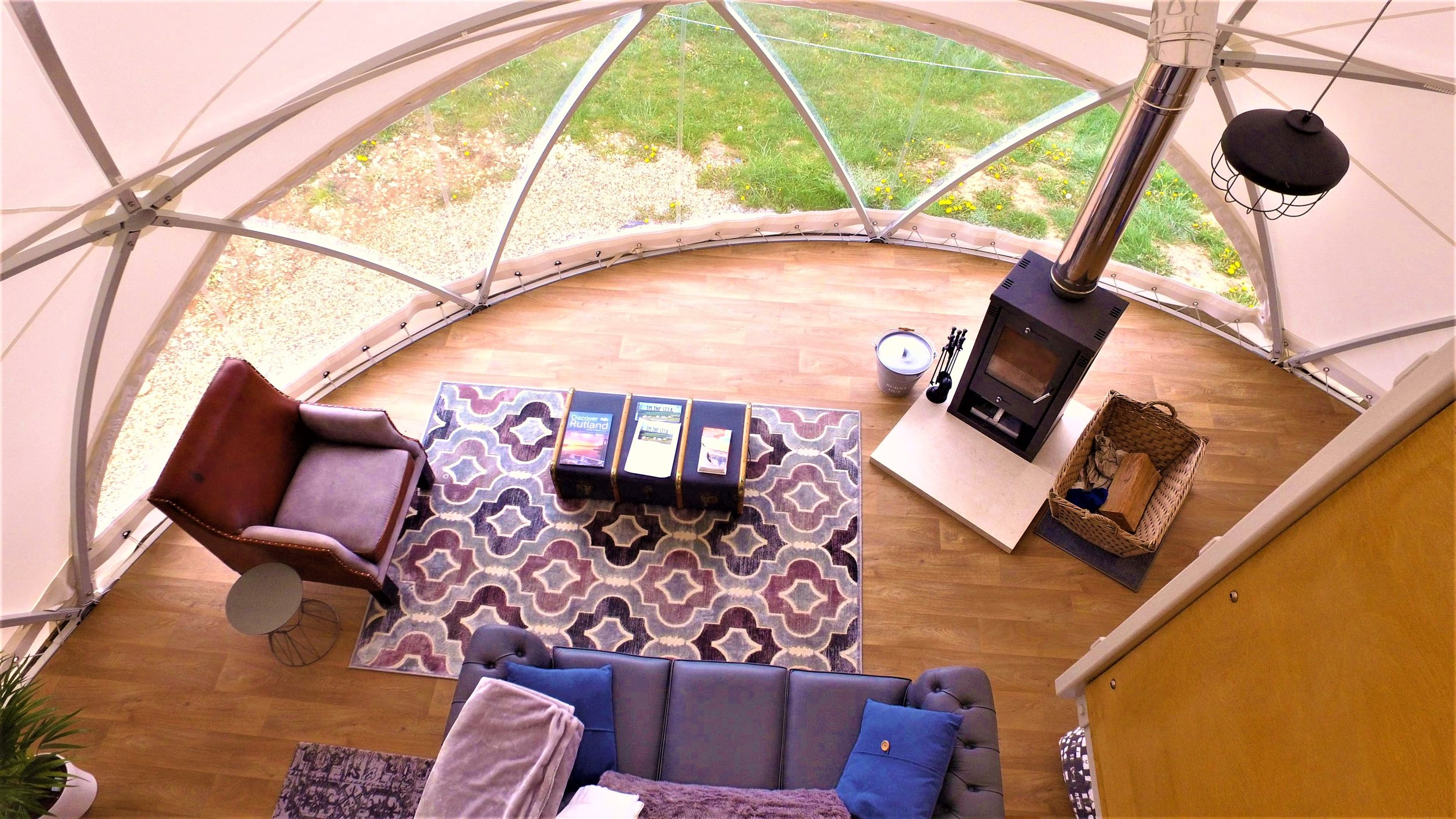 Luxury glamping - - The Rural Travel Guide